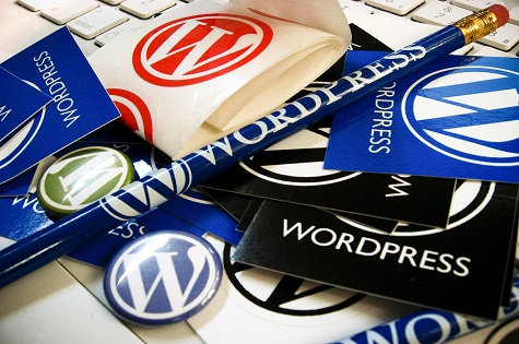 Wordpress - Content management